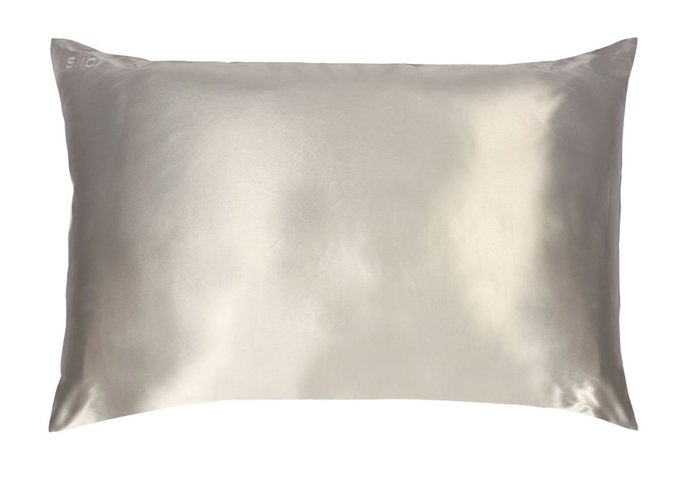 silk pillowcase image