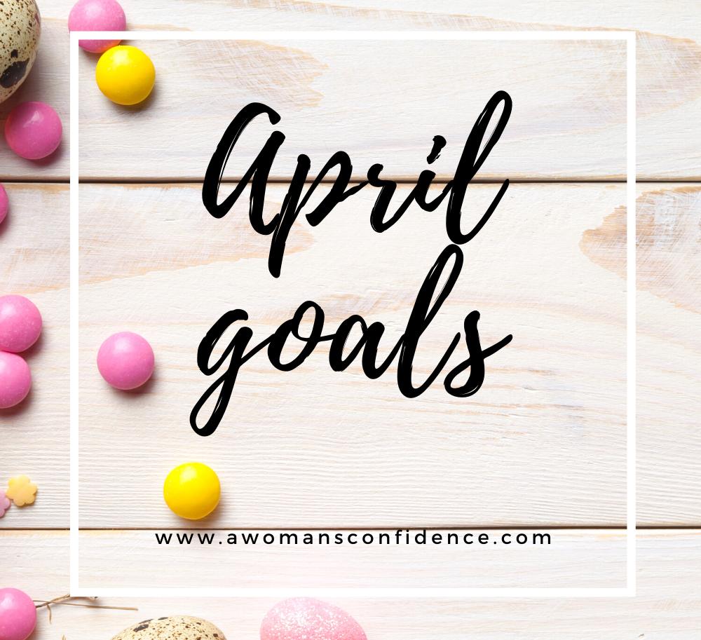 April goals image