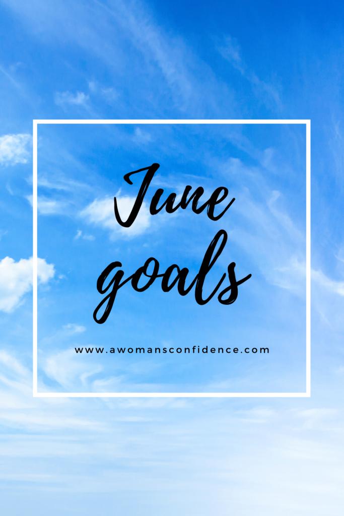 June goals image
