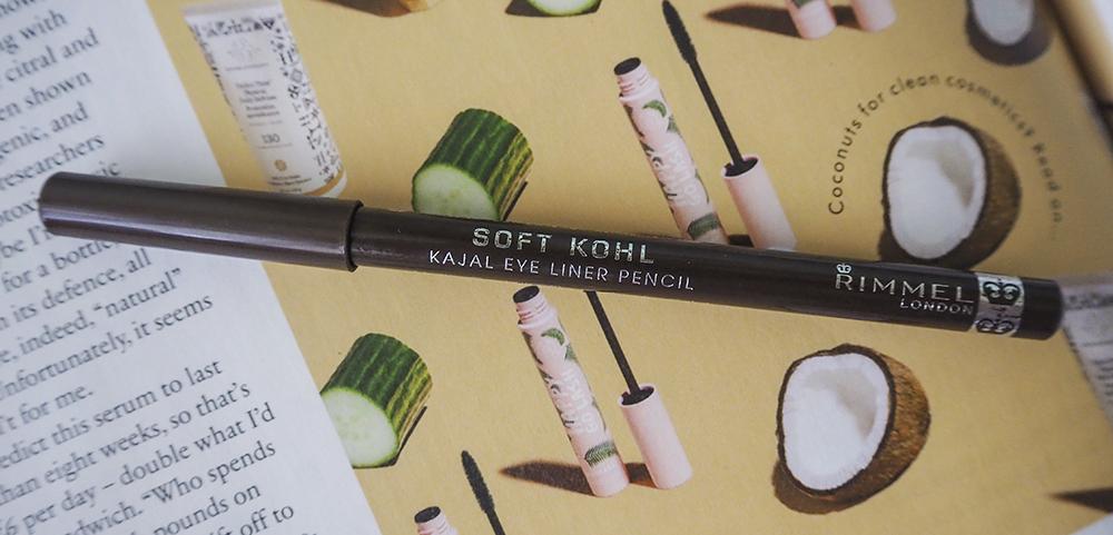 Rimmel Soft Khol Eyeliner in Sable Brown image