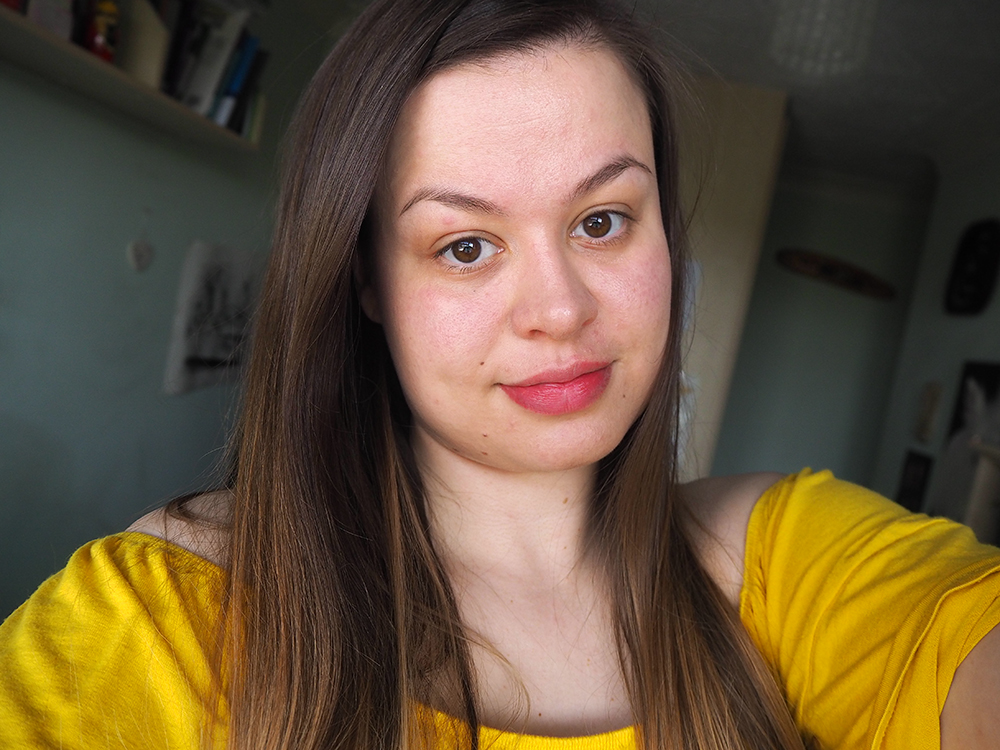 Laura Mercier Tinted Moisturizer after image
