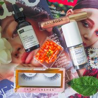 Beauty products aesthetic image