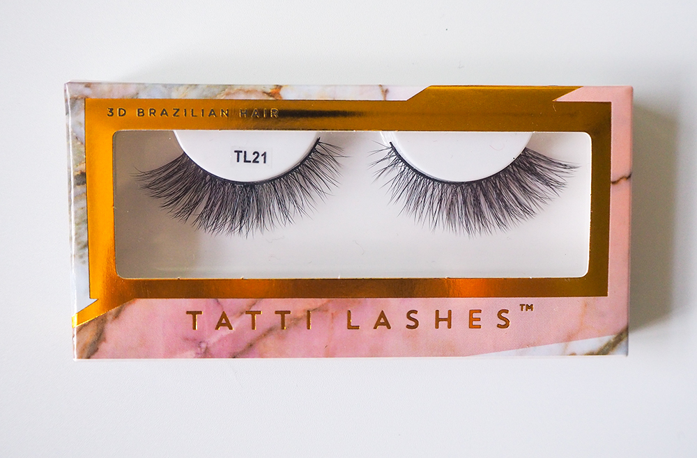 Tatti Lashes TL21 image