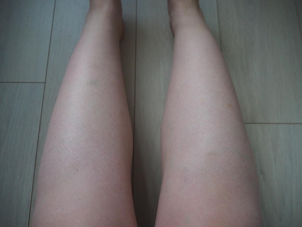 Bali Body Self Tanning Mousse before image