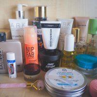 Skincare aesthetic image