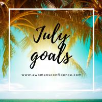 July goals image