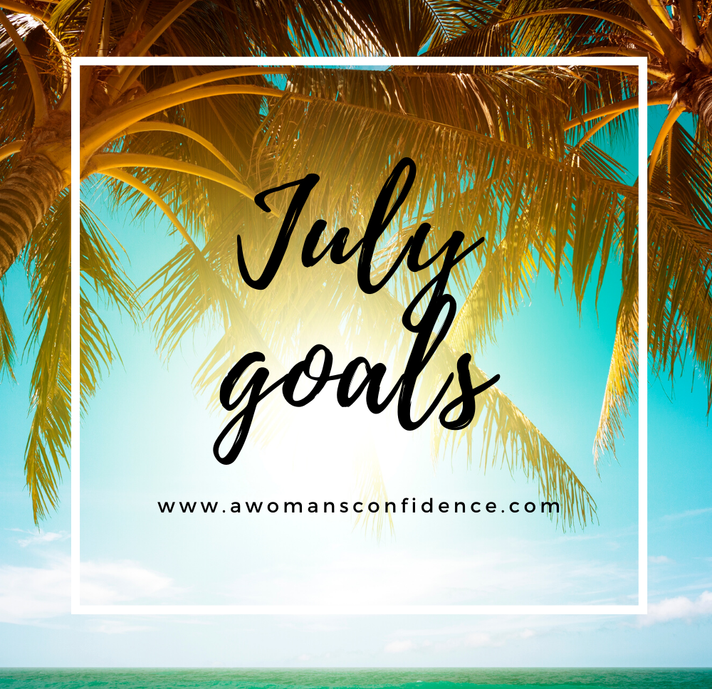 July goals image