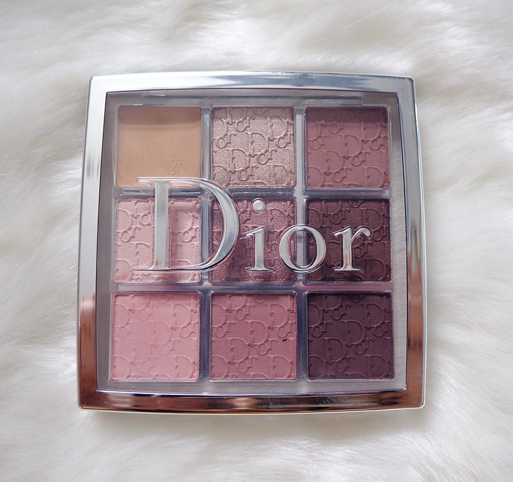Dior Backstage Eye Palette in Cool Neutrals image