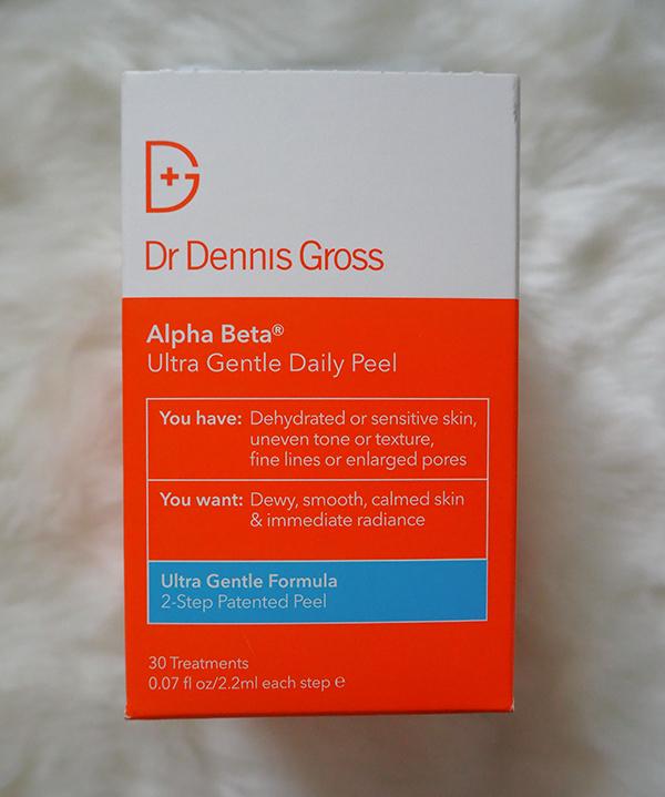 Dr Dennis Gross Alpha Beta Ultra Gentle Daily Peel image