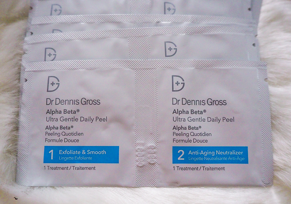 Dr Dennis Gross peel pads image