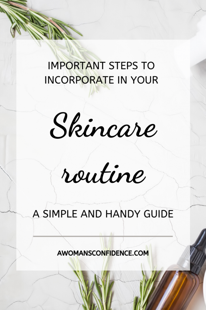 Important steps to incorporate into your skincare routine image