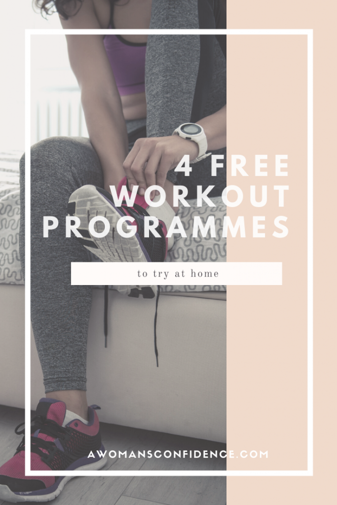 4 free workout programmes to try at home image