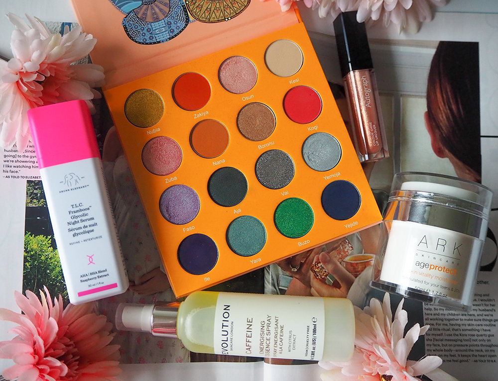 July beauty faves image