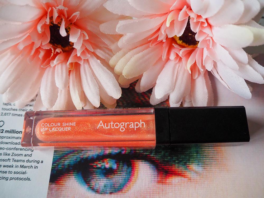 Autograph Colour Shine Lip Lacquer in Sorbet image
