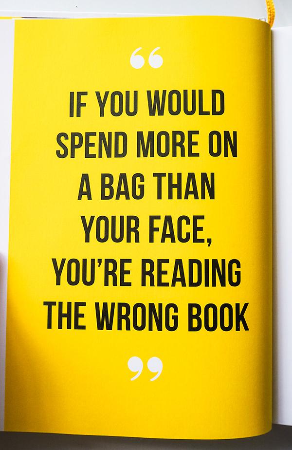 Caroline Hirons Skincare book quote image