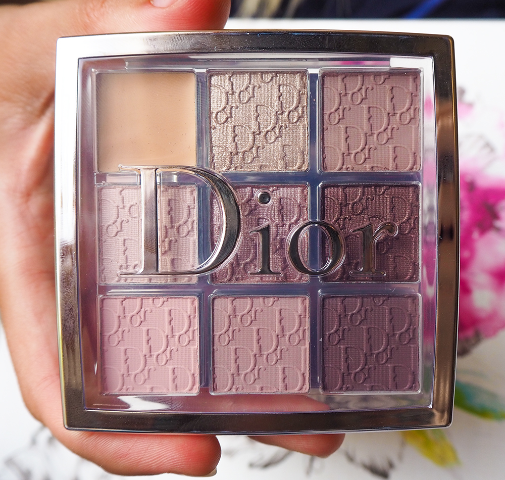 Dior Backstage Eye Palette Cool Neutrals image