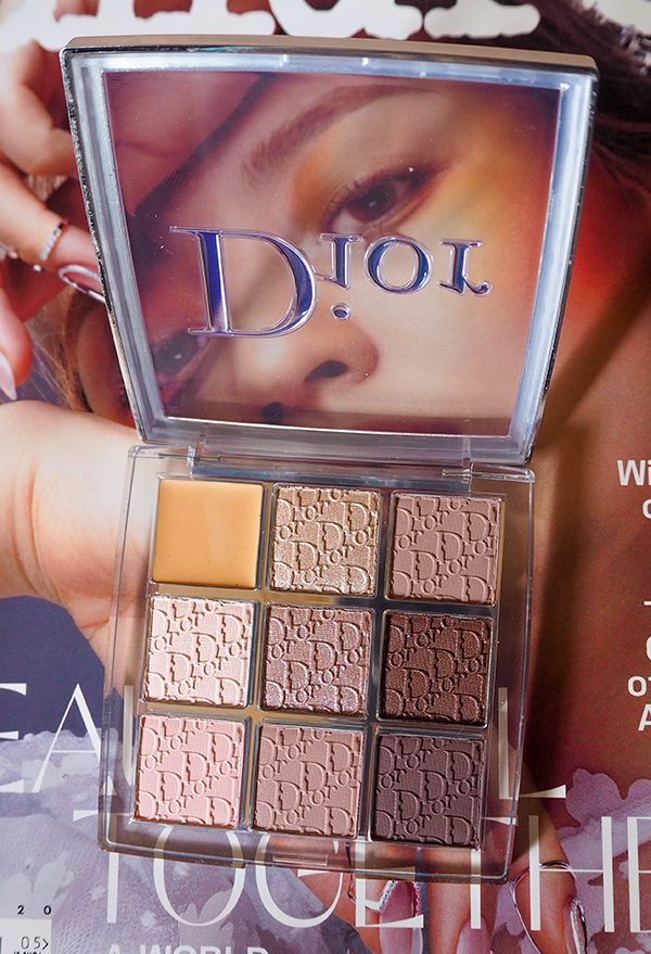 Dior Backstage Eye Palette 002 image