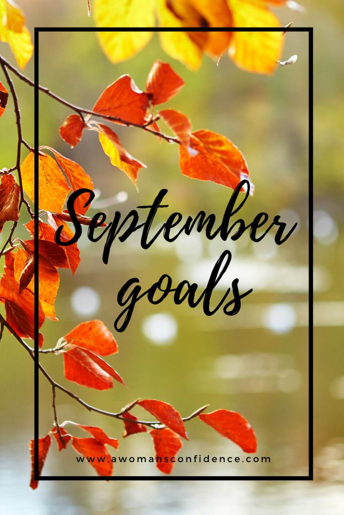 September goals image