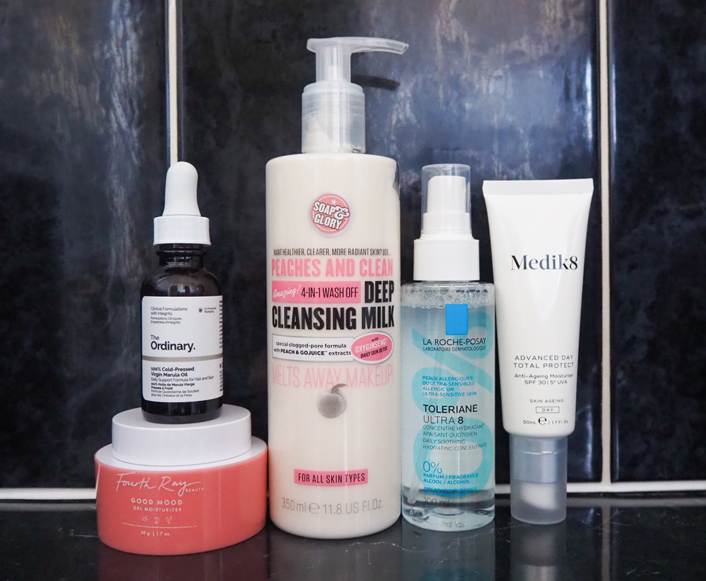 Skincare products image