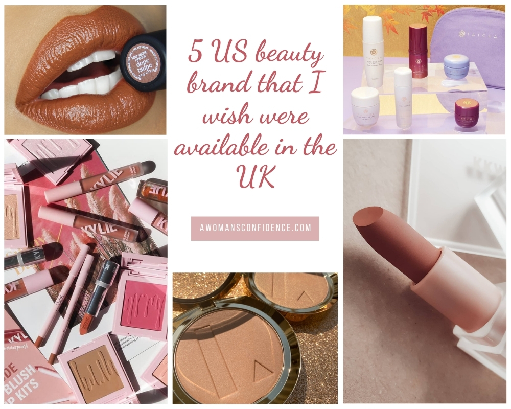 US beauty brands that I wish were available in the UK image
