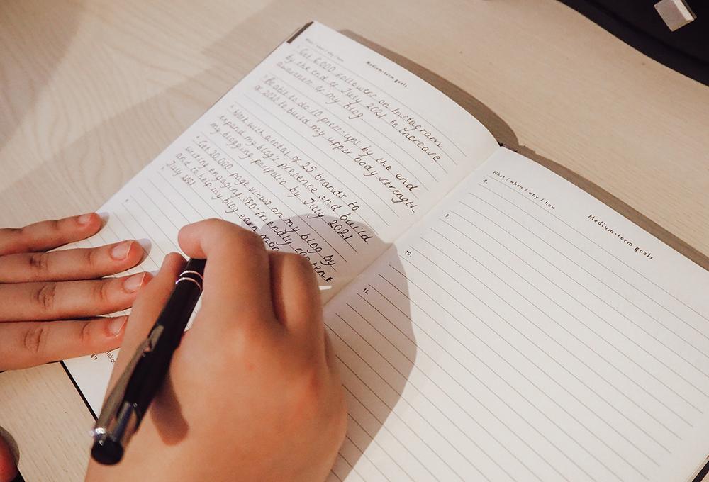 Mål Paper planner image