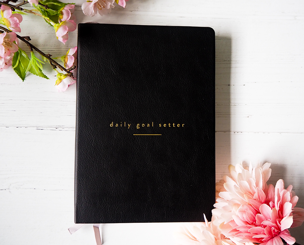 Mål Paper Daily Goal Setter Planner image