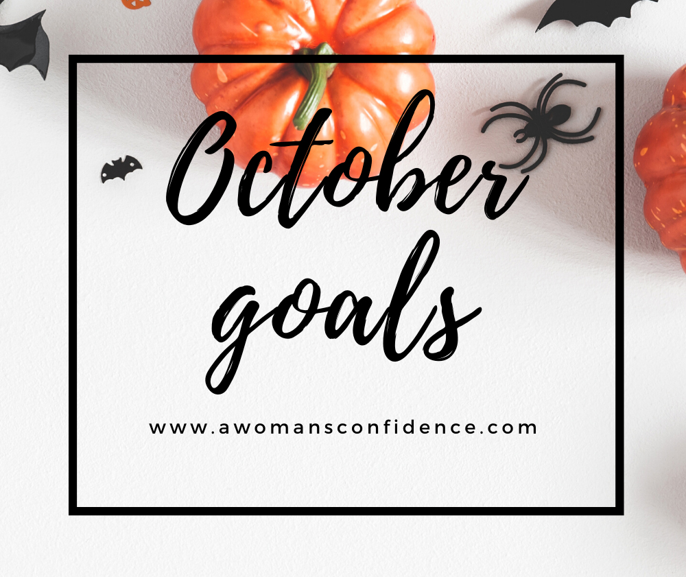 October goals image