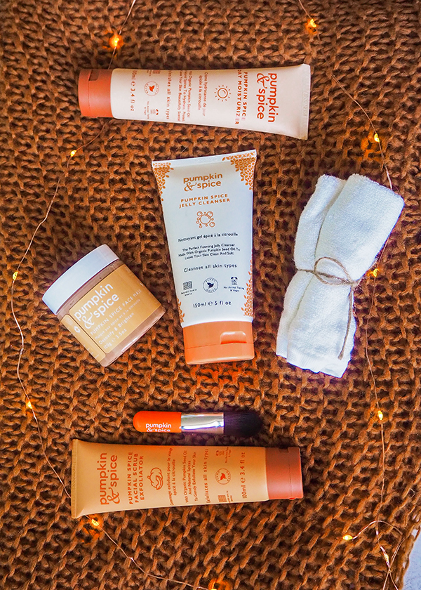 Pumpkin & Spice Ultimate Skincare Day Bundle image