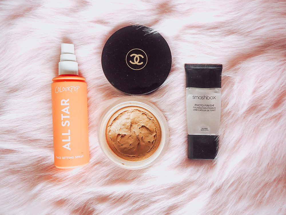 Makeup products aesthetic image