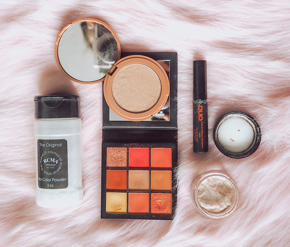Project pan makeup products image