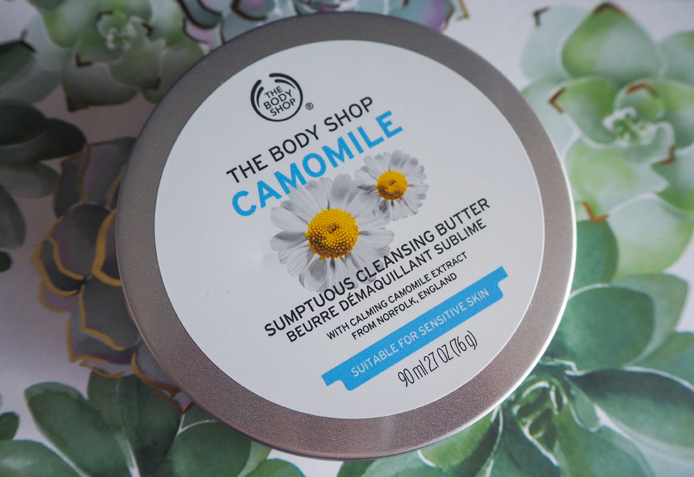 The Body Shop Camomile Cleansing Butter image