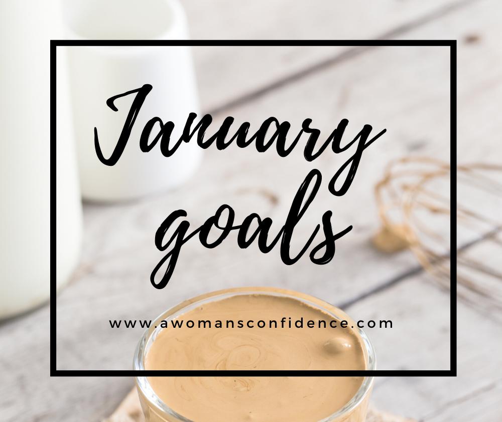 January goals image