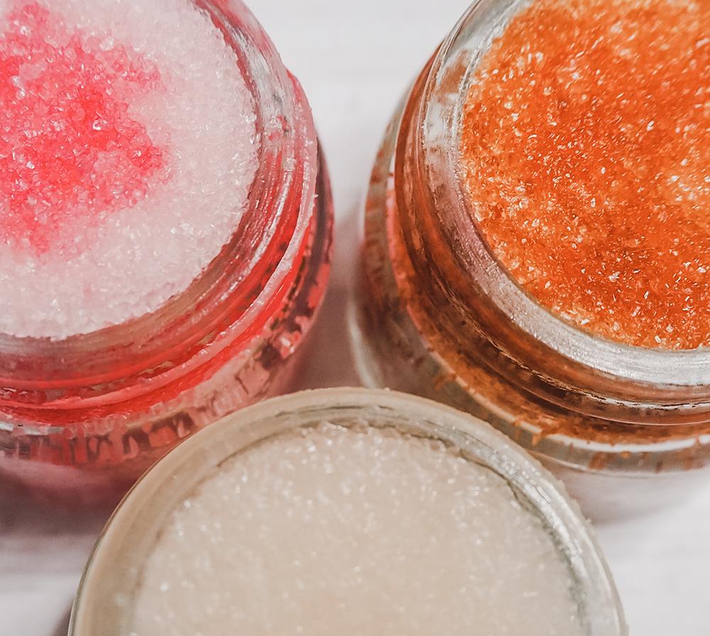 Lip scrubs image