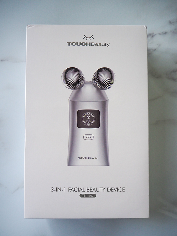 TOUCHBeauty 3-in-1 Facial Beauty Device image