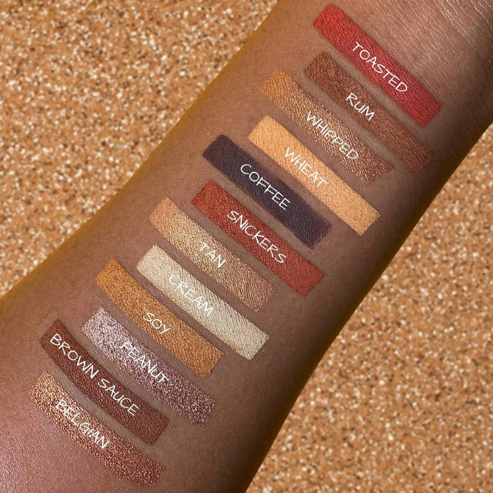 MIXNBLEND BEAUTY Choco Drop Palette image