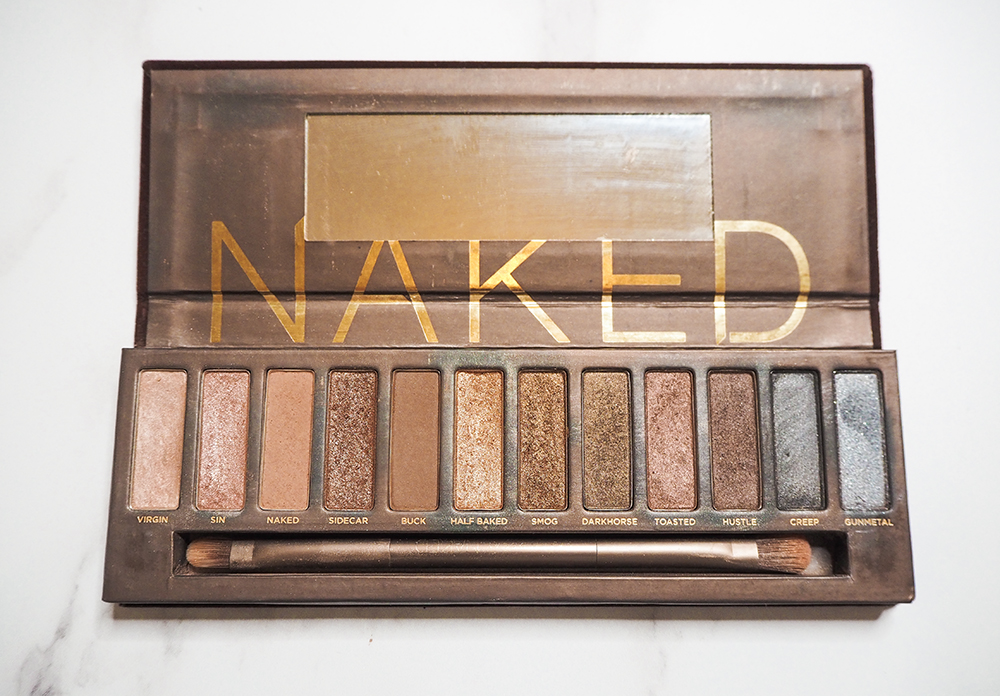Urban Decay Naked Eyeshadow Palette image