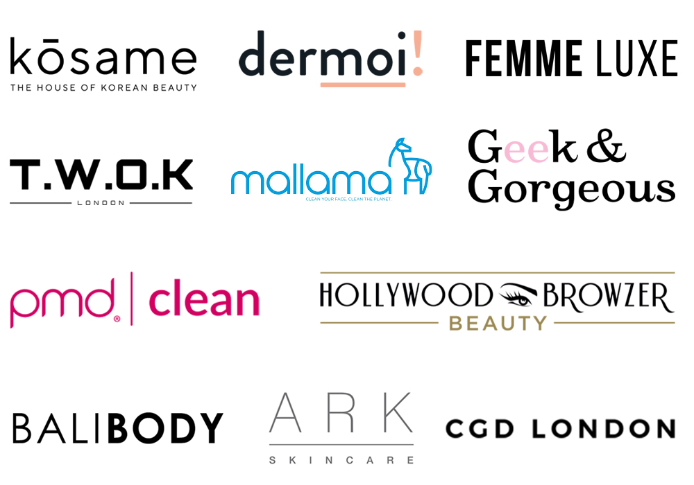 Brands I've worked with image