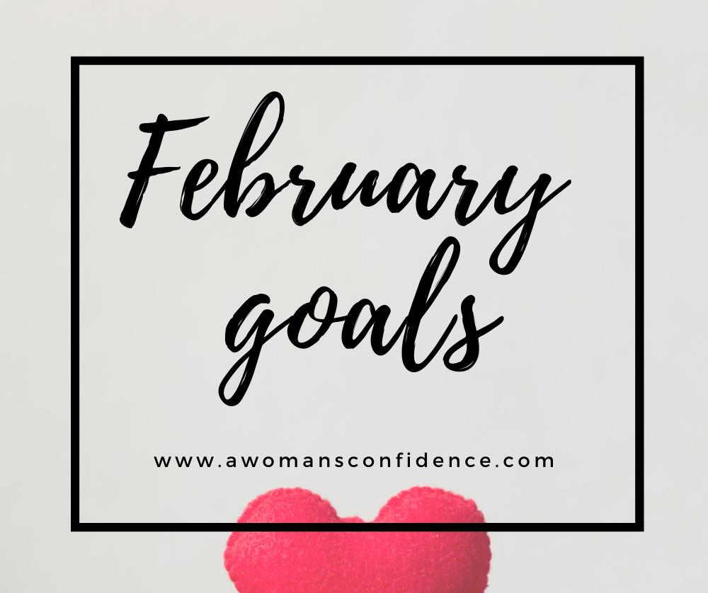 February goals image