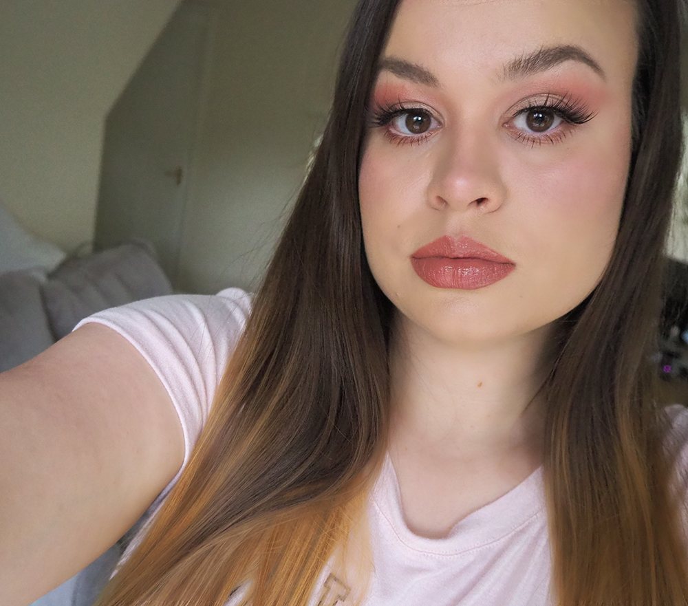 Valentine's Day makeup look image