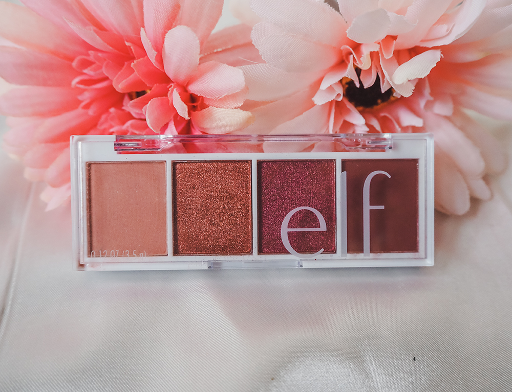 e.l.f. Cosmetics Bite-Size Eyeshadow Palette Berry Bad image