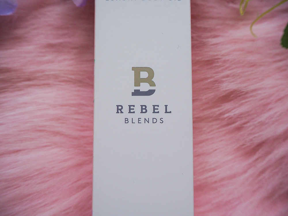 Rebel Blends luxury body oil image