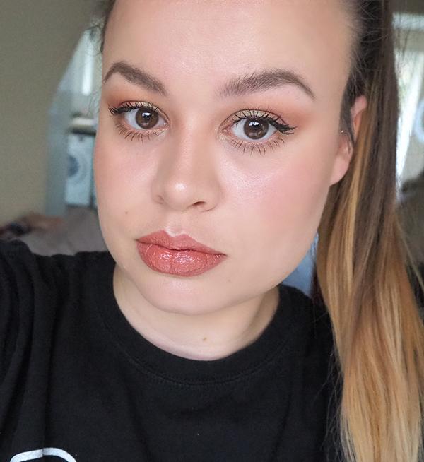 TWOK London makeup look image