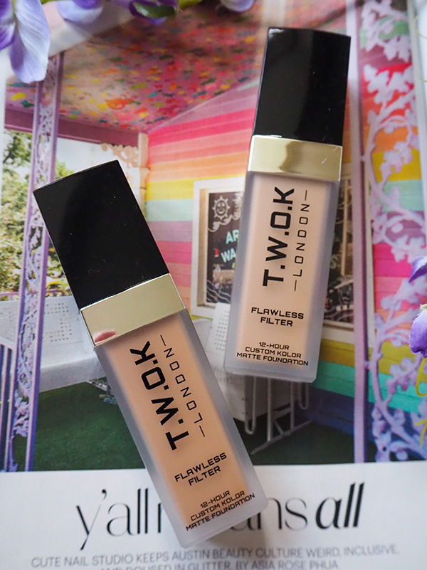 TWOK London Flawless Filter Foundation image