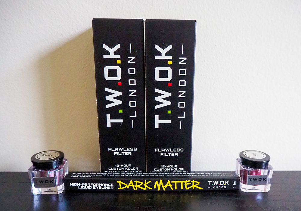 TWOK London makeup products image