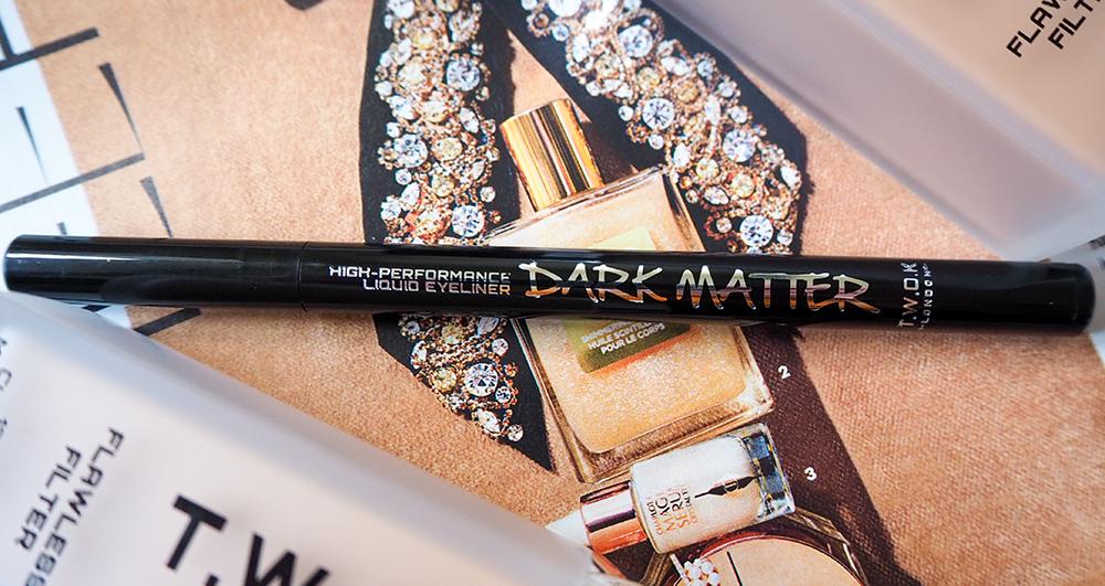 TWOK London Dark Matter High-Performance Liquid Eyeliner image