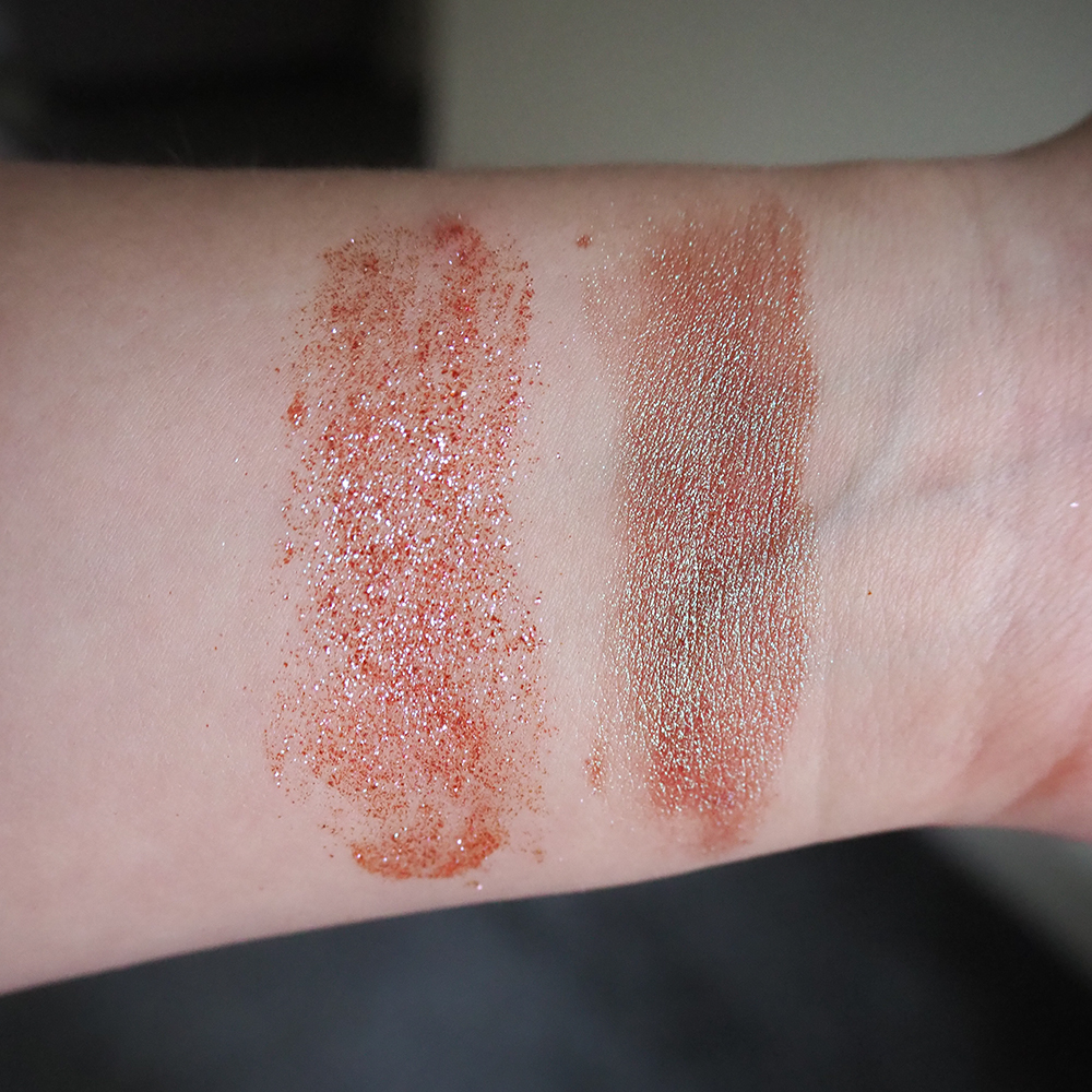 TWOK London Loose Eye Shadow Pigment swatches image