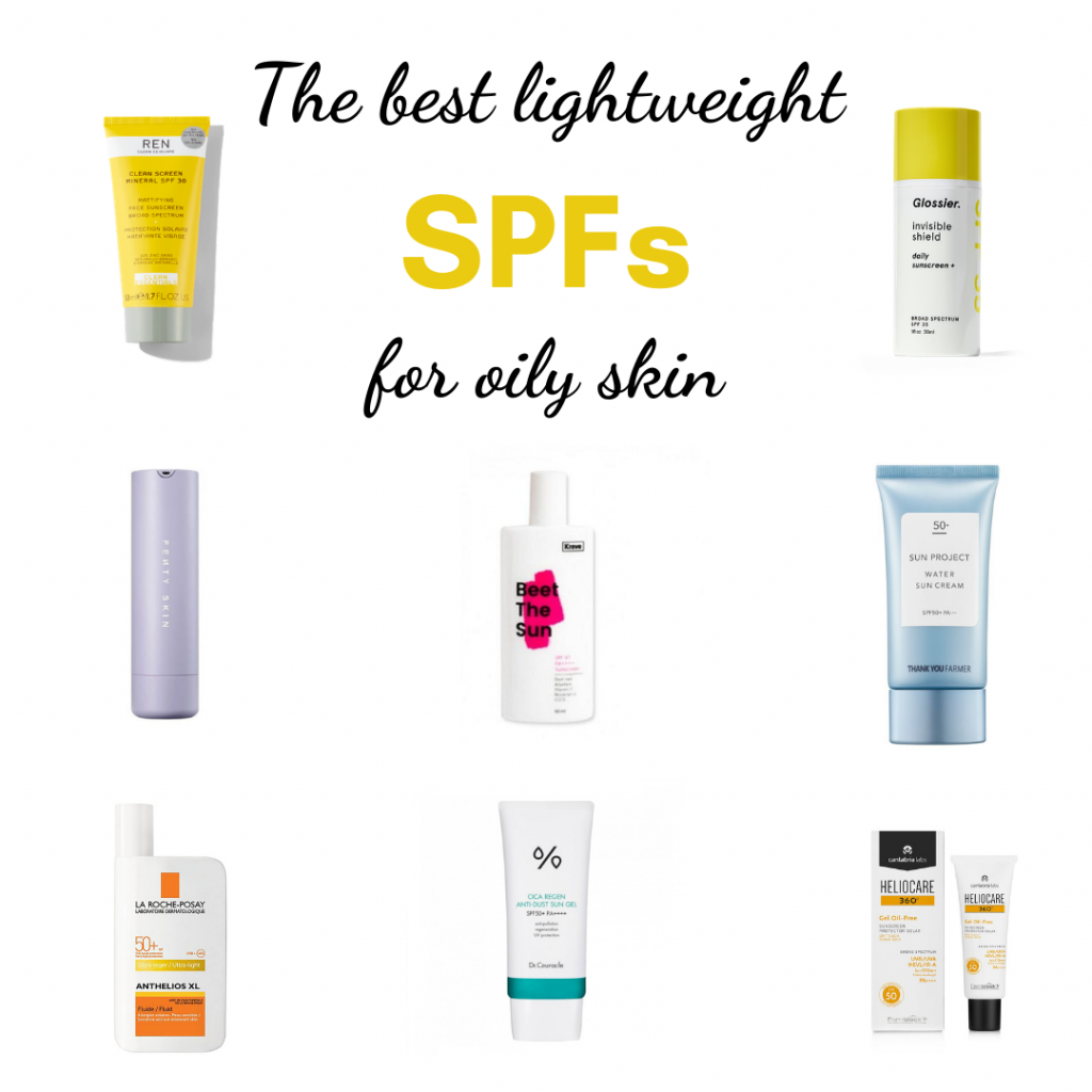 The best SPFs for oily skin image