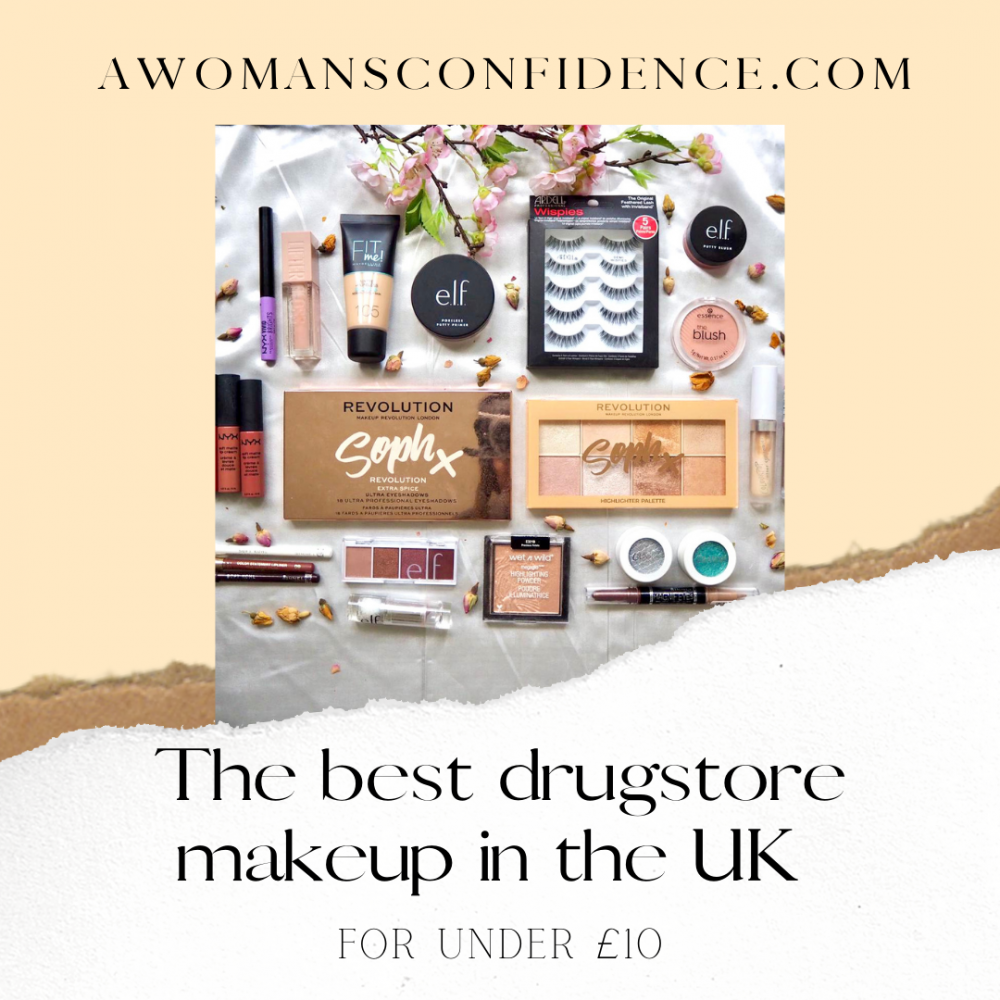 Best drugstore makeup in the UK image