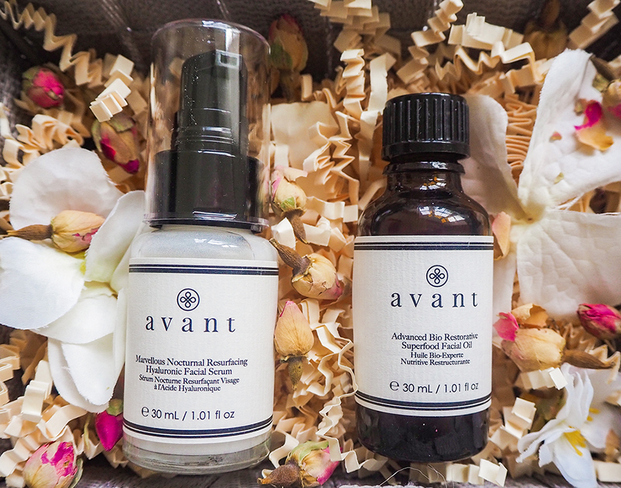 Avant Skincare products image