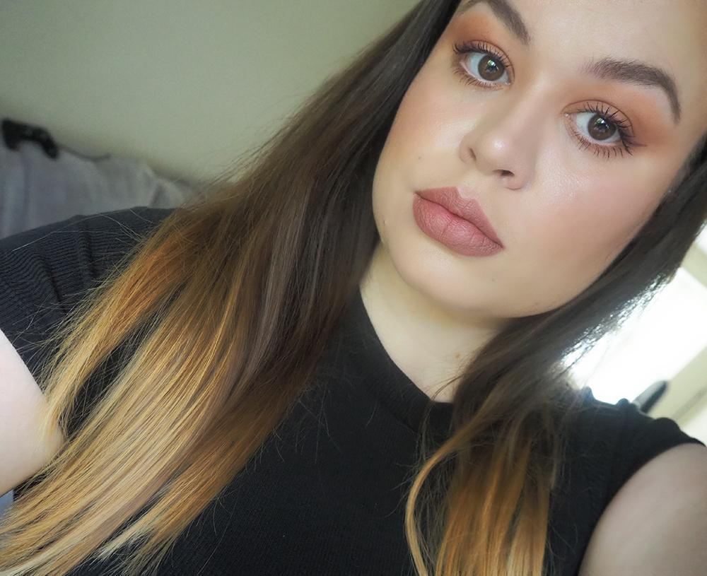 Charlotte Tilbury makeup look image